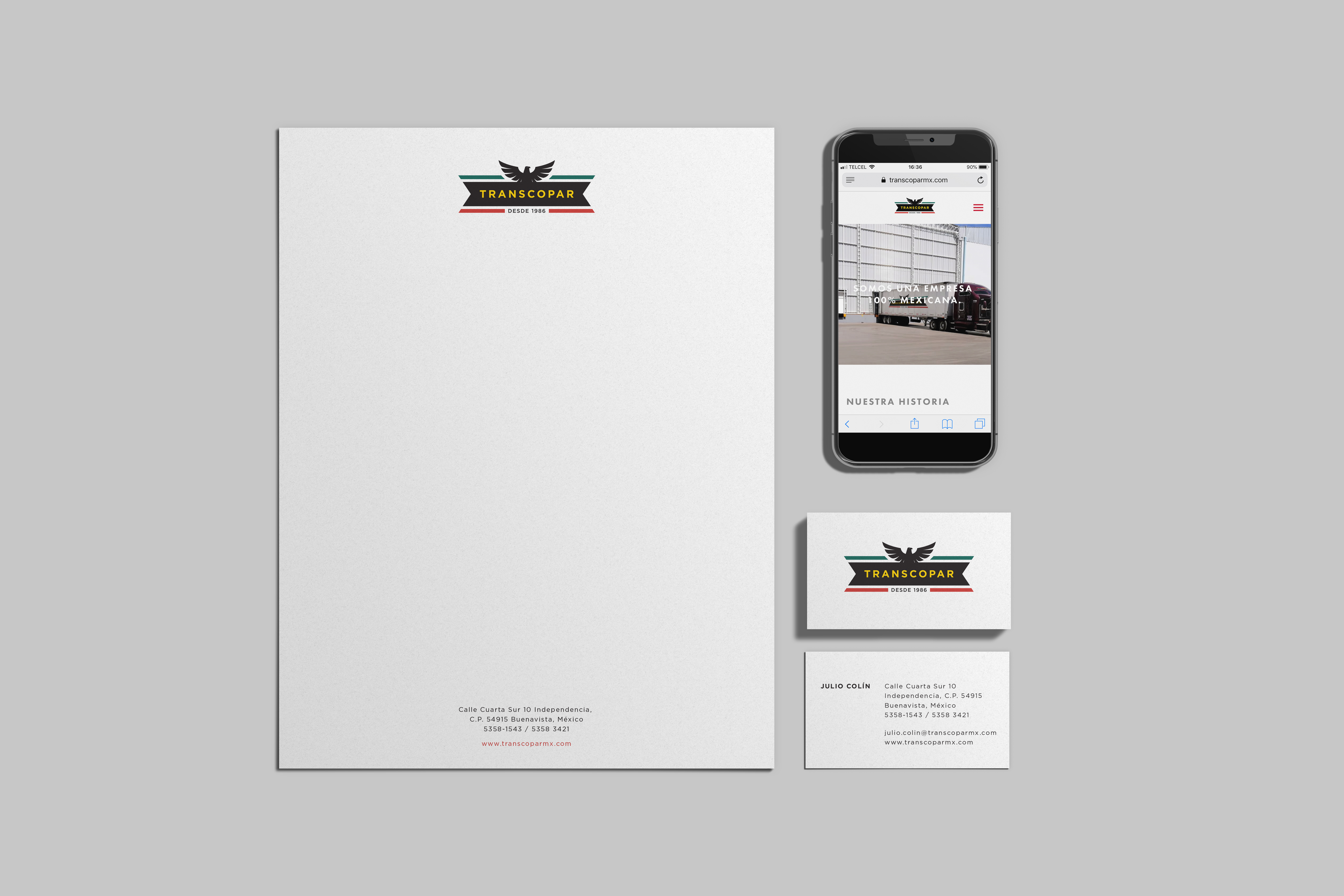 Stationery Mockup by graphiccrew